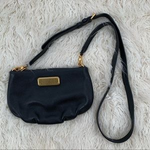 Marc by Marc Jacobs Mini Black Leather Bag